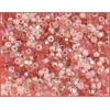 Seedbead 8/0 Multi Pink